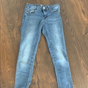 Girls- 7 for All Mankind. Size 12 skinny jeans